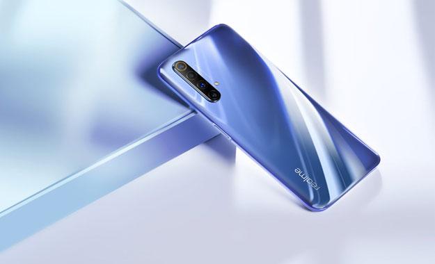 La compañía china Realme presenta el X50 su smartphone 5G más barato