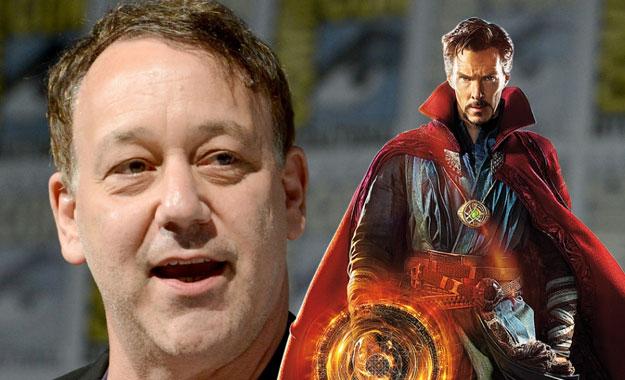El director Sam Raimi negocia realizar la secuela de «Doctor Strange»