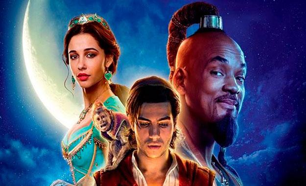 """Disney aprueba el remake del live-action de  """"Aladdin"""""""