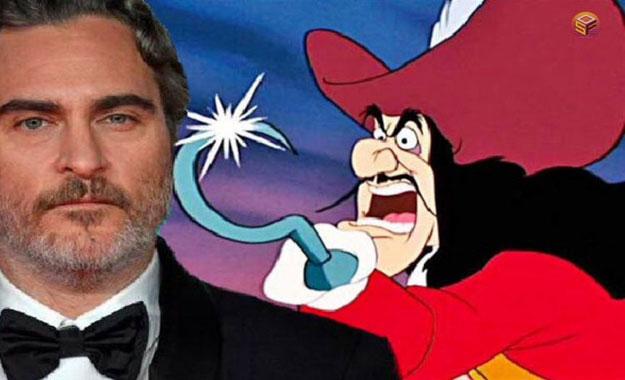 Disney quiere al actor Joaquin Phoenix para su 'remake' de Peter Pan