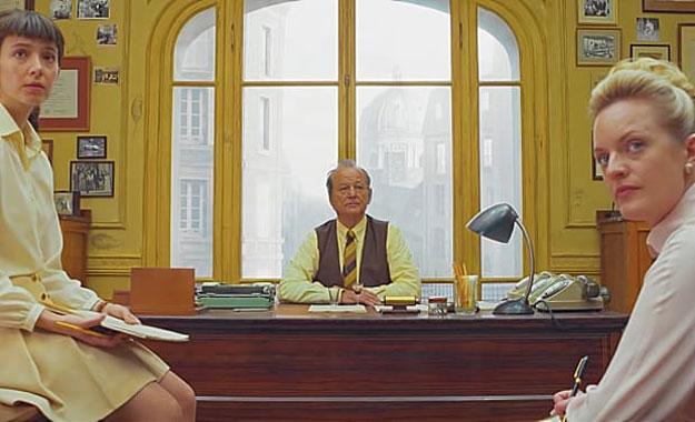 Presentan el trailer de la nueva película de Wes Anderson con Bill Murray
