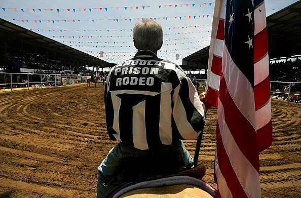 52nd Annual Angola Prison Rodeo