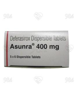 Asunra 400mg 30 Tablet, Novartis