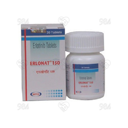 Erlonat 150mg 30 Tablet, Natco