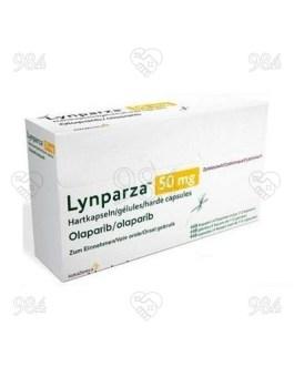 Lynparza 50mg 112s Capsules, AstraZeneca