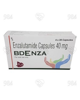 BDenza 40mg Capsule, BDR
