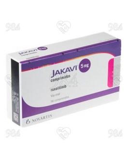 Jakavi 5mg 56 Tablet, Novartis