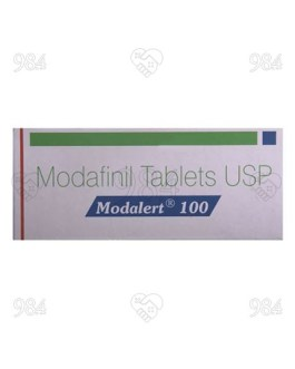 Modalert 100mg 10s x 10 Tablets, Sun