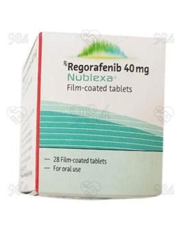 Nublexa 40mg 28 Tablet, Bayer