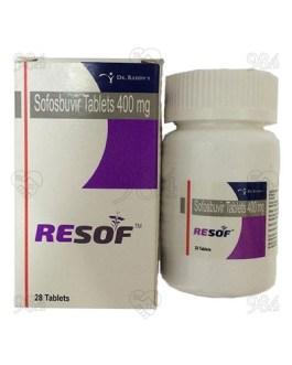 Resof 28s Tablets, Hetero