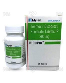 Ricovir 300mg 30s Tablets, Mylan