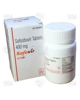 Sofovir 400mg 28 Tablet, Hetero