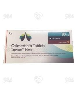 Tagrisso (Osimertinib) 80mg 30 Tablet, AstraZeneca