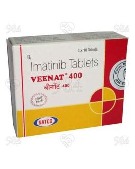 Veenat 400mg 30 Tablet, Natco