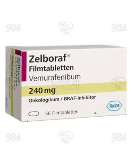 Zelboraf 240mg 56s Tablets, Roche