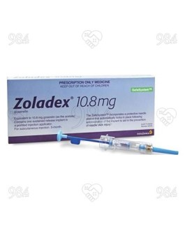 Zoladex 10.8mg Injection, AstraZeneca