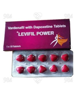 Levifil Power 10 Tablet