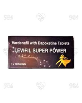 Levifil Super Power 10 Tablet