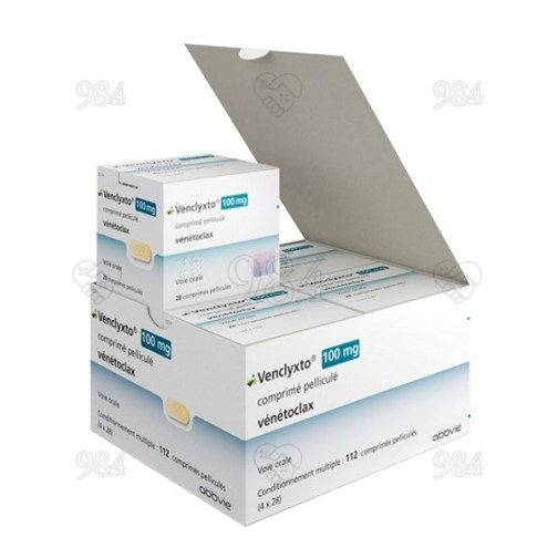 984degree-chemist-Venclyxto-100mg-Venetoclax-28tabx4