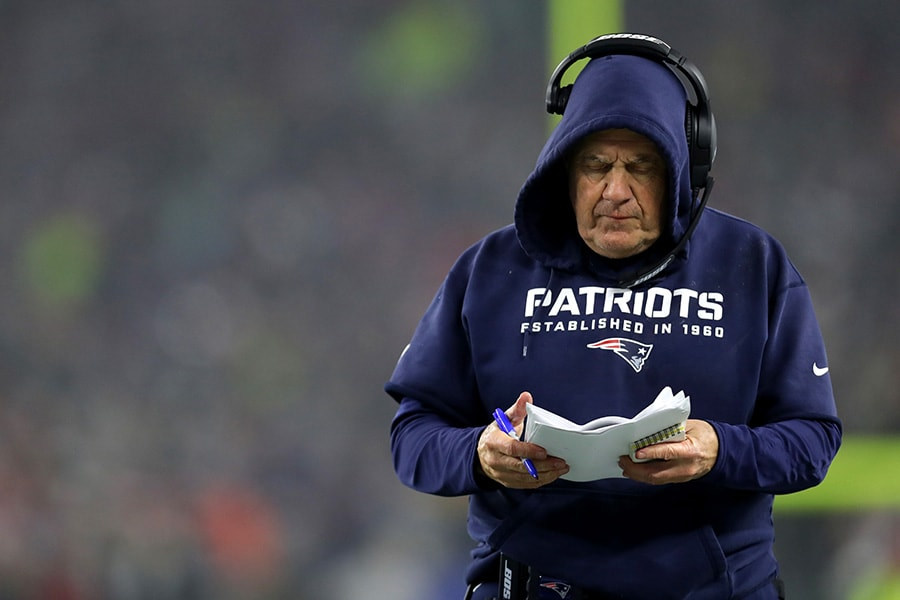 Patriots rank 31st in salary cap space: How can they fix the problem?