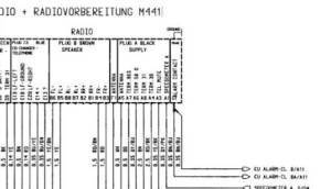 New stereo, alarm problem  986 Forum  for Porsche