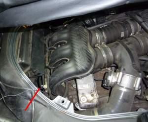 Porsche Boxster Oil Temp Sensor Location, Porsche, Free