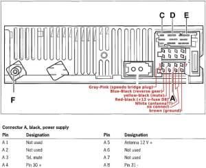 cdr23 Wiring Diagram  986 Forum  for Porsche Boxster
