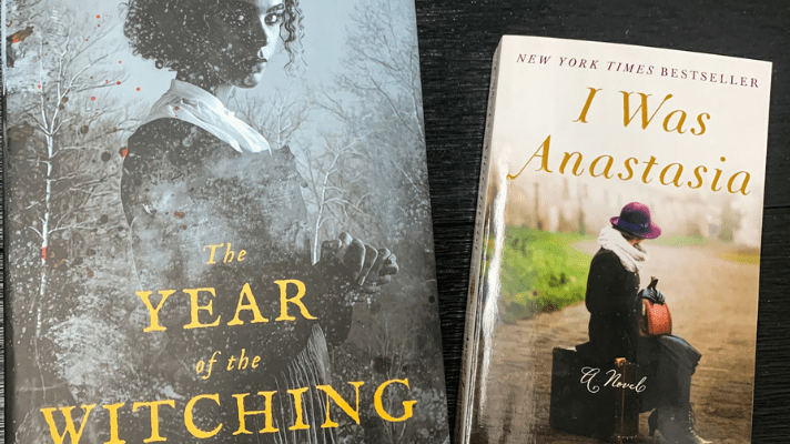 Books I Want to Read in April 2021