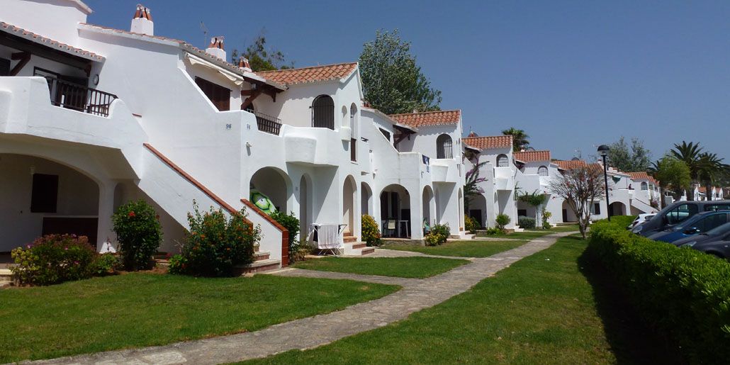 AF012 Two Bedroom Apartment In Son Bou Menorca Holiday Homes