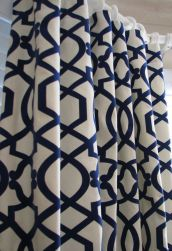 Beautiful Black And White Shower Curtains Design Ideas 02