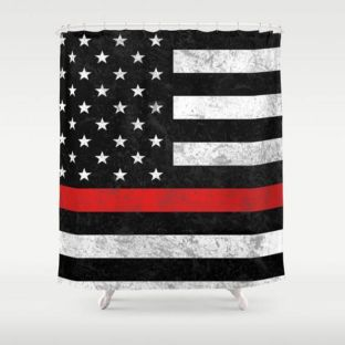 Beautiful Black And White Shower Curtains Design Ideas 83