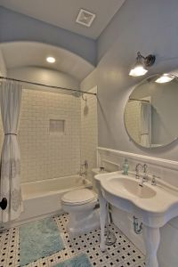 Beautiful Black And White Shower Curtains Design Ideas 91
