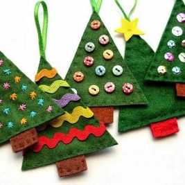 Beautiful Christmas Tree Ornaments Ideas You Must Have 68