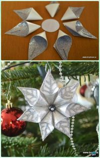 Beautiful Christmas Tree Ornaments Ideas You Must Have 88