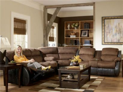 Comfortable Ashley Sectional Sofa Ideas For Living Room 04