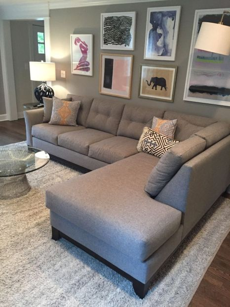 Comfortable Ashley Sectional Sofa Ideas For Living Room 73