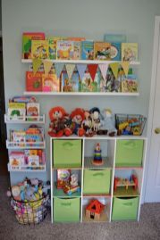 Creative Toy Storage Ideas for Small Spaces 02