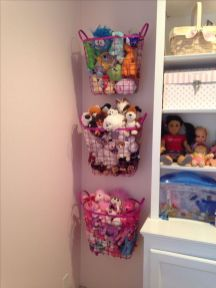 Creative Toy Storage Ideas for Small Spaces 13
