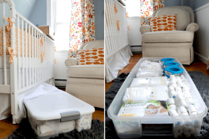 Creative Toy Storage Ideas for Small Spaces 63