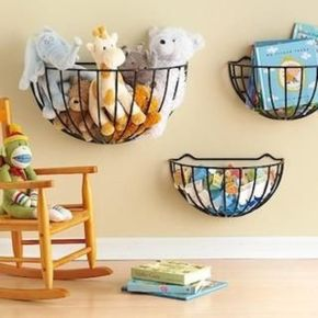 Creative Toy Storage Ideas for Small Spaces 68