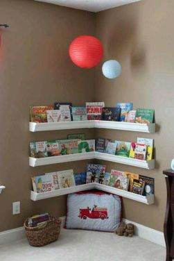 Creative Toy Storage Ideas for Small Spaces 78