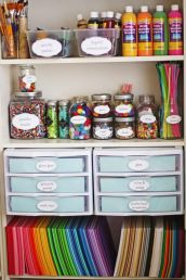 Creative Toy Storage Ideas for Small Spaces 96