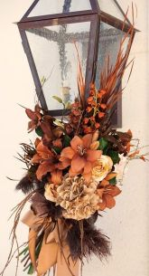 Easy But Inspiring Outdoor Fall Decoration Ideas 41