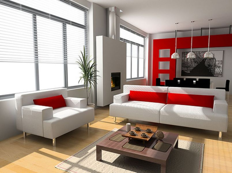 Incredibly Minimalist Contemporary Living Room Design Ideas 74