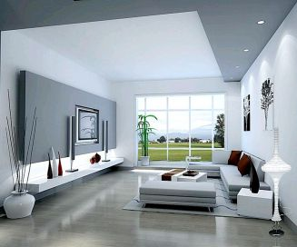 Incredibly Minimalist Contemporary Living Room Design Ideas 75