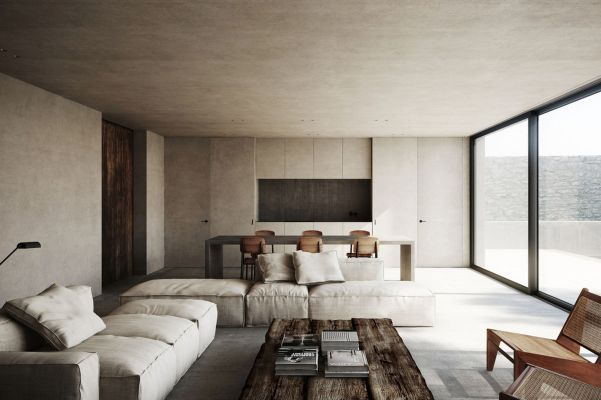 Incredibly Minimalist Contemporary Living Room Design Ideas 77
