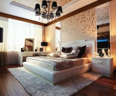 Inexpensive Romantic Bedroom Design Ideas You Will Totally Love 05