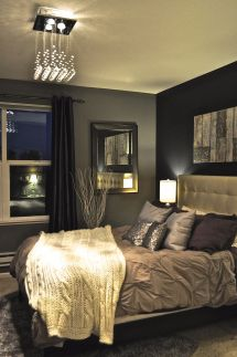 Inexpensive Romantic Bedroom Design Ideas You Will Totally Love 06