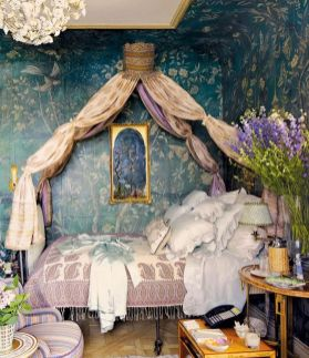 Inexpensive Romantic Bedroom Design Ideas You Will Totally Love 07