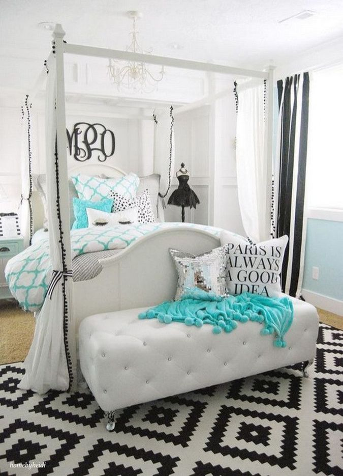 Inexpensive Romantic Bedroom Design Ideas You Will Totally Love 56